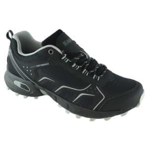 Полуботинки кроссовые CROSS BLACK