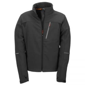 Куртка DRAGON SOFTSHELL JACKET BLACK