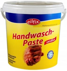 Моющая паста для рук