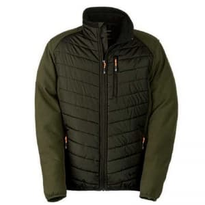 Куртка HYBRID EASY JACKET DARK GREEN