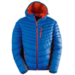 Куртка THERMIC PADDED JACKET BLUE