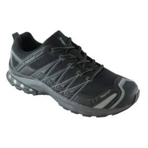 Полуботинки кроссовые RUNNING BLACK