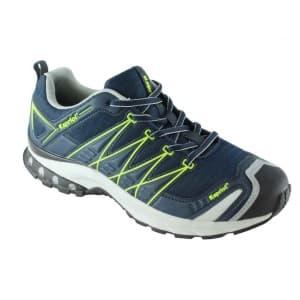 Полуботинки кроссовые RUNNING BLUE