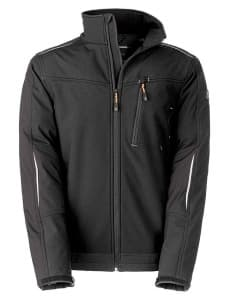 Куртка VITTORIA PRO SOFTSHELL JACKET BLACK