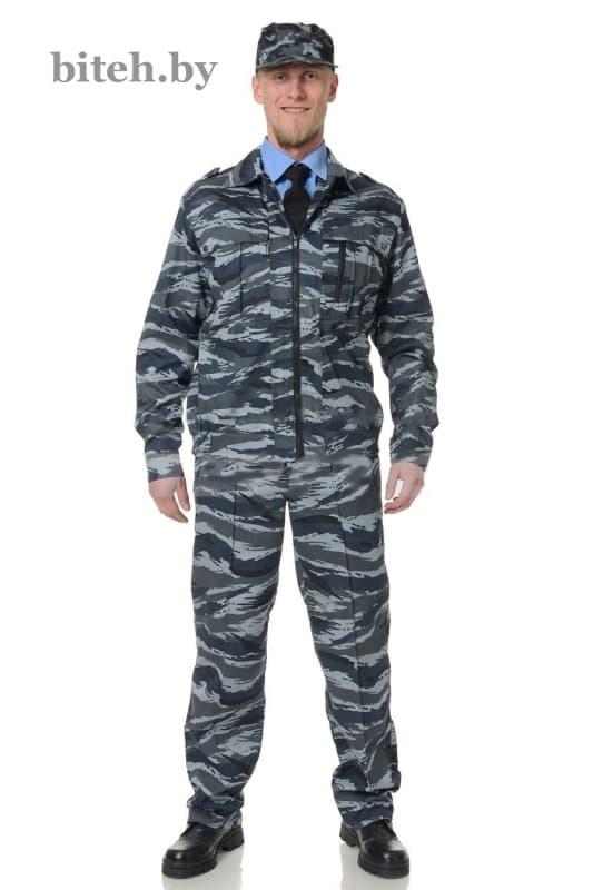 Костюм охранника «Ясон» КМФ серый