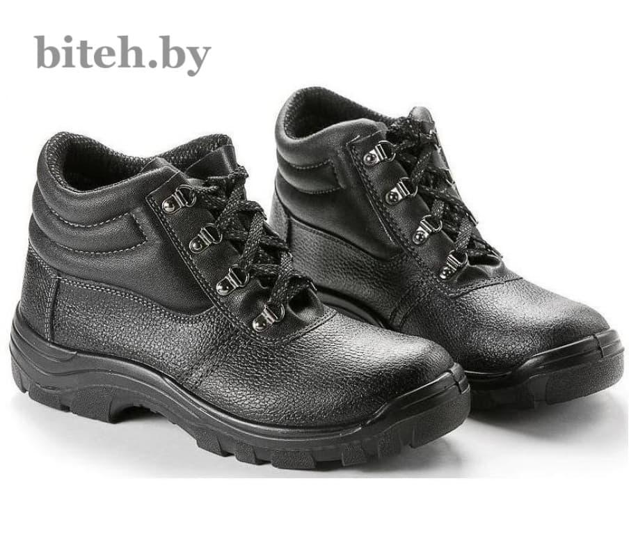 Ботинки утепленные с металлическим подноском Мун200
