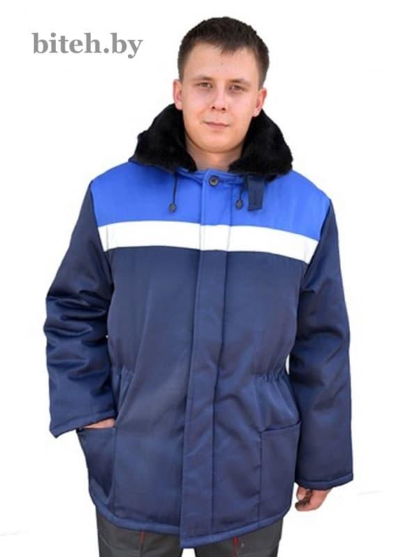 "Куртка утепленная ""Бригадир"""