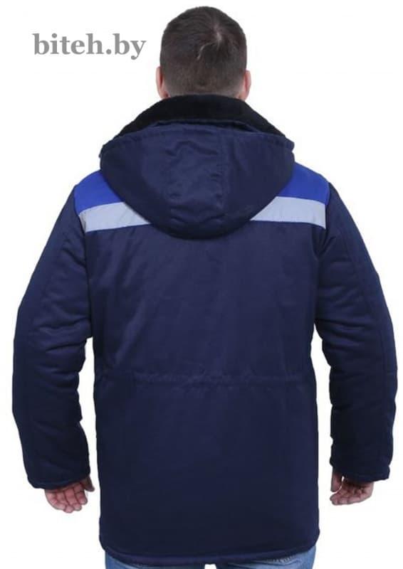 Куртка утепленная ''Бригадир''