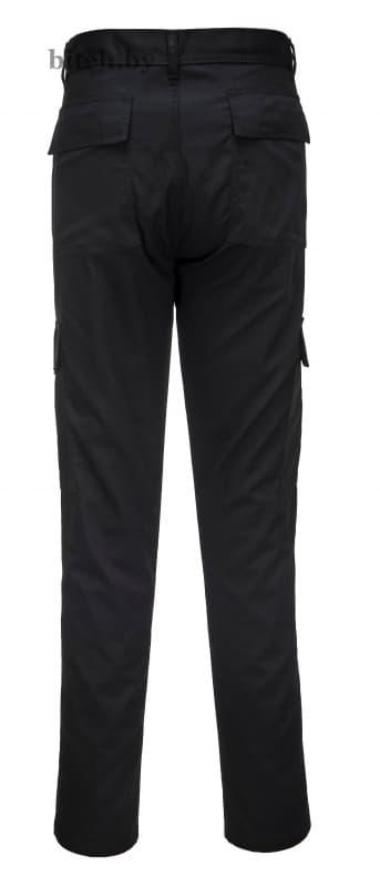 Зауженные рабочие брюки Combat C711