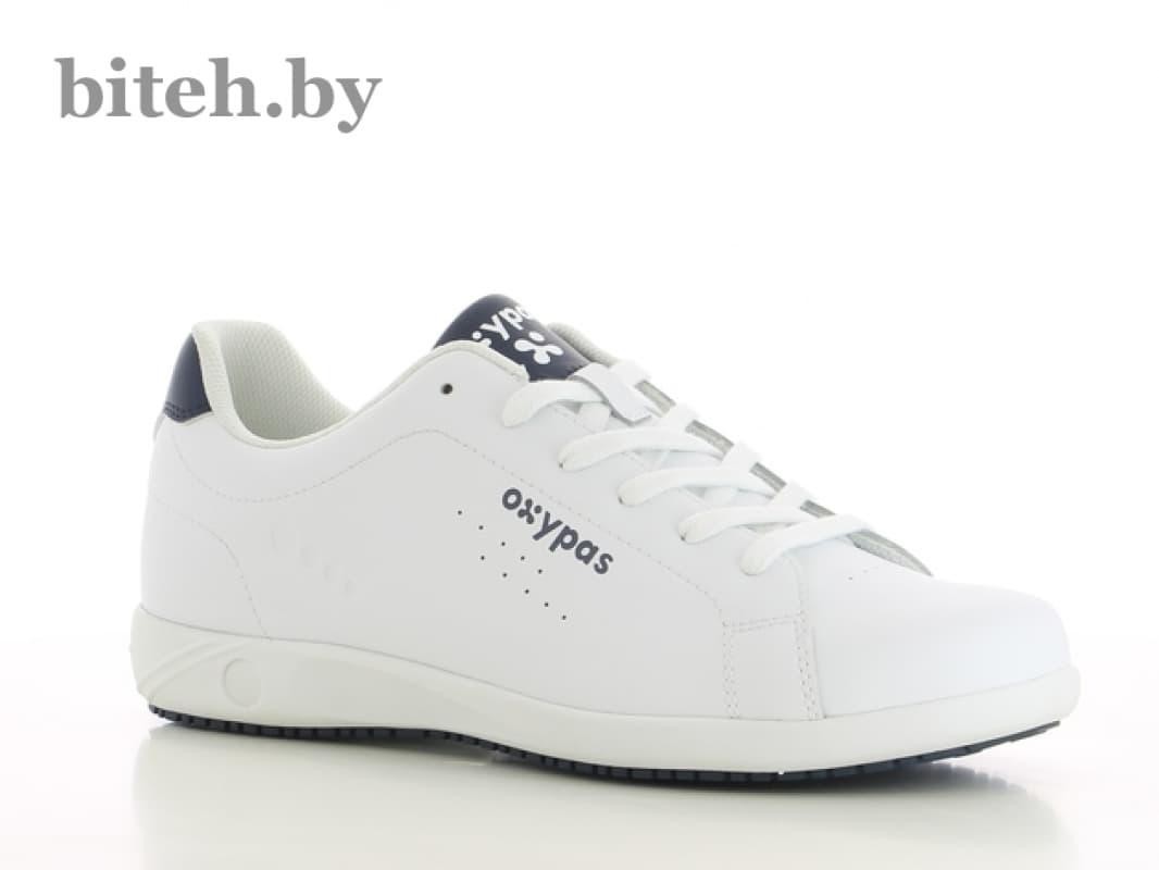 Туфли мужские EVAN белые