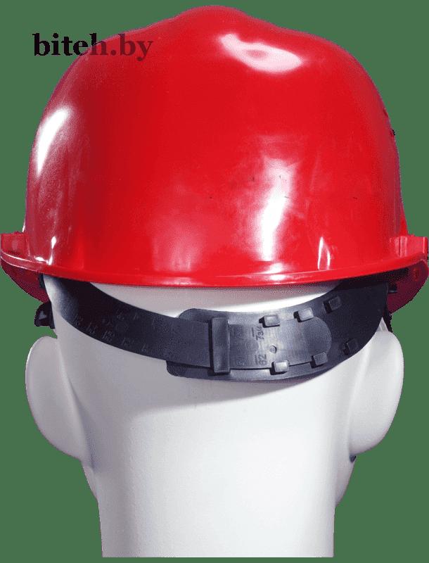Каска защитная (красная)