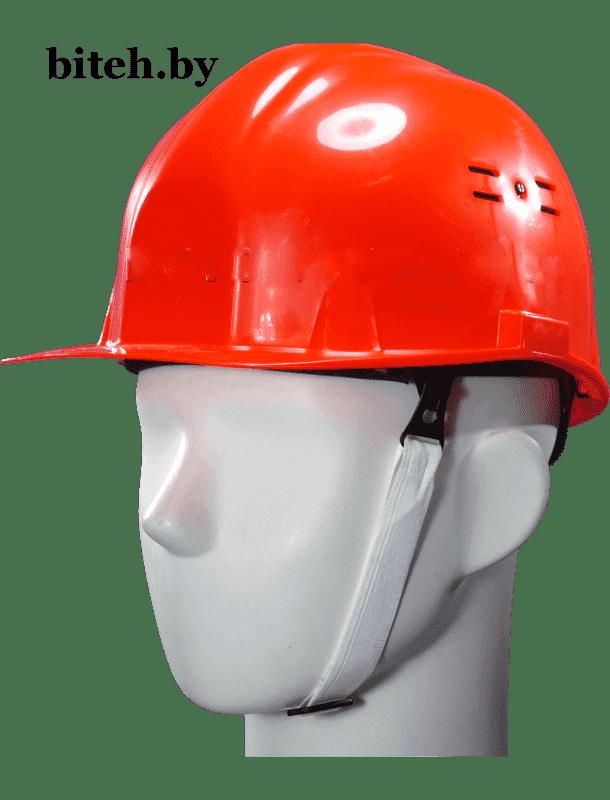 Каска защитная (оранжевая)