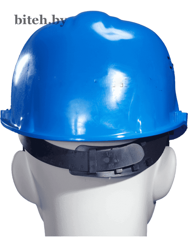 Каска защитная (синяя)