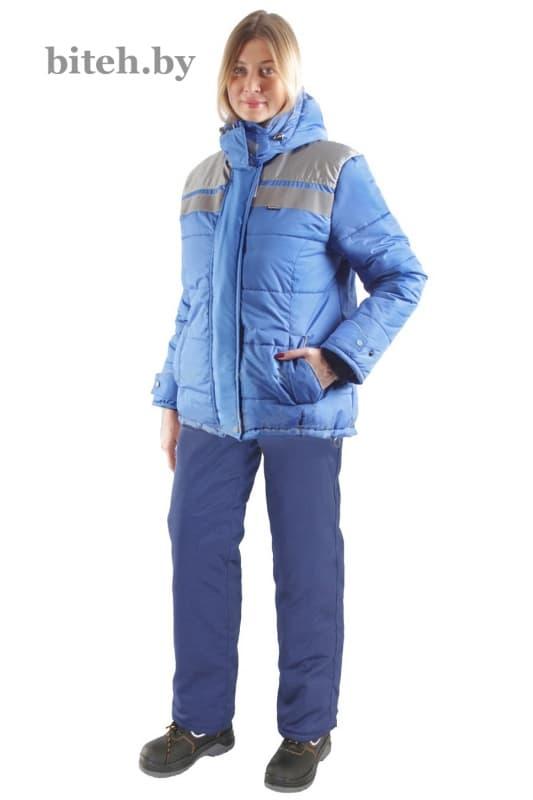 Куртка женская утепленная «Онега»
