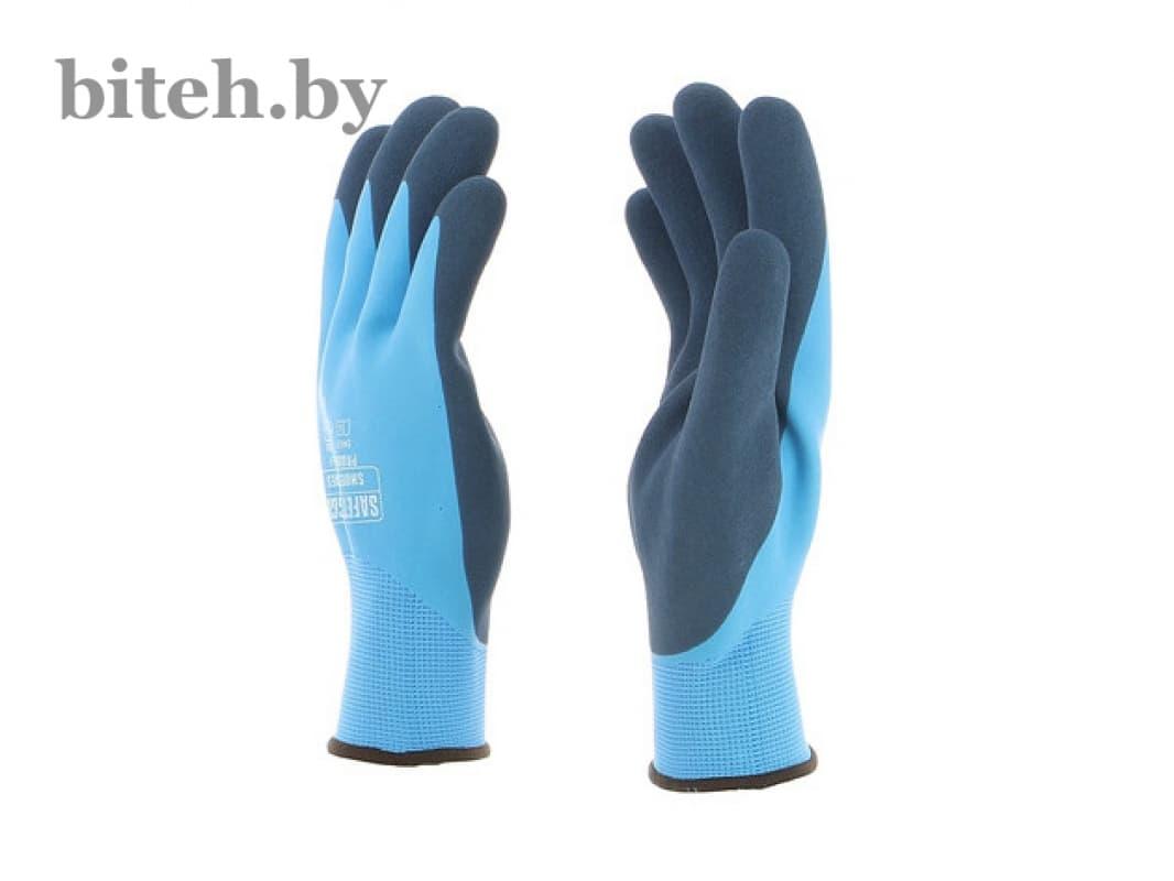Перчатки 'Prodry'  (нейлон + латекс + вспененный латекс)