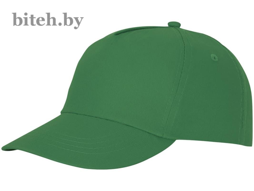 Бейсболка зеленая