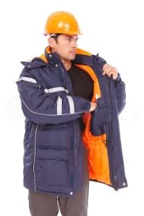 Куртка утепленная «Аляска»