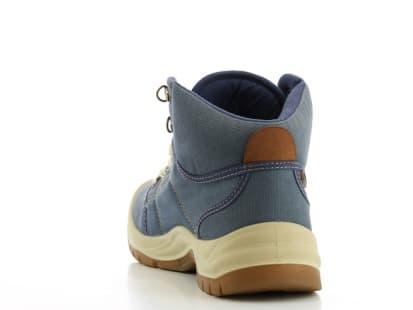 Ботинки рабочие DESERT (синие)