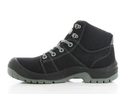 Ботинки рабочие DESERT (черные)