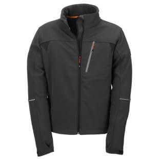 Куртка мужская DRAGON SOFTSHELL JACKET BLACK