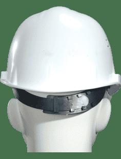 Каска защитная (белая)