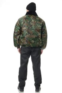 Куртка утепленная ''Альфа'' КМФ