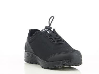 Кроссовки женские MAUD(черные)