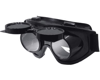Очки ИСТОК ПРО газосварщика (с откидным стеклодержателем)
