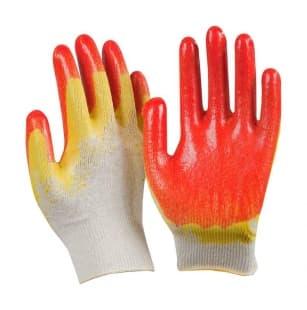 Перчатки с двойным латексным покрытием 13 кл.