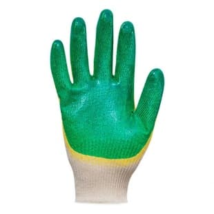Перчатки с двойным латексным покрытием (СВС)