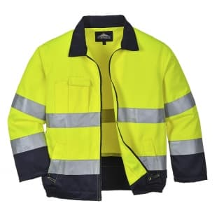 Куртка светоотражающая Madrid Hi-Vis арт. TX70