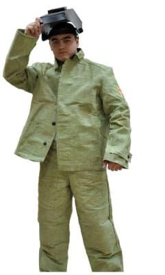 костюм сварщика брезентовый